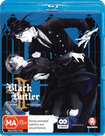 Black Butler Ii (Kuroshitsuji Ii) Season 2 + Ova Collection