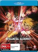 Fullmetal Alchemist: The Movie - The Sacred Star of Milos