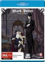 Black Butler (Kuroshitsuji) Season 1 Collection