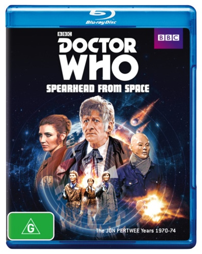 Doctor Who: Spearhead from Space (Special Edition)