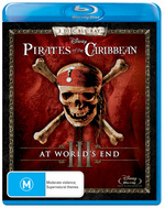 Pirates of The Caribbean III: At World's End (NLL)