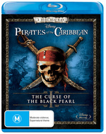 Pirates of The Caribbean 1: Curse of the Black Pearl (NLL)