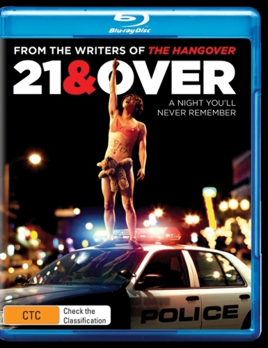 21 and Over (Blu-ray/UV)