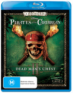 Pirates of The Caribbean II: Dead Man's Chest (NLL)