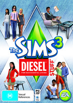 The Sims 3 Diesel Stuff Pack (Add On)