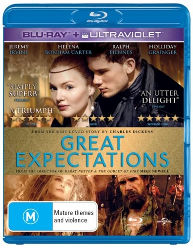 Great Expectations (Blu-ray/UltraViolet)