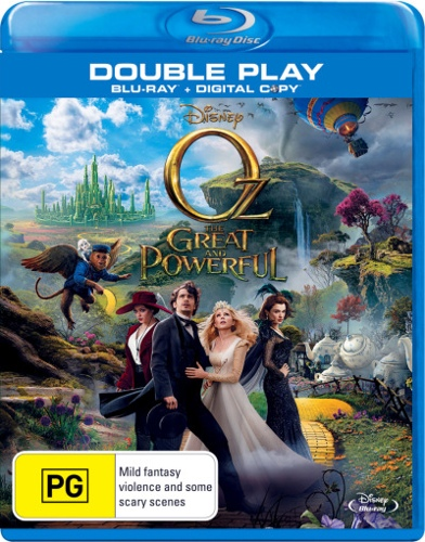 Oz The Great and Powerful (Blu-ray/Digital Copy)