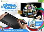 uDraw Game Tablet with uDraw Studio Instant Artist
