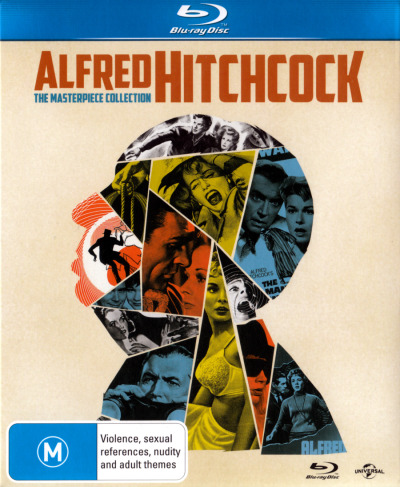 Alfred Hitchcock: Masterpiece Collection (14 Movie Collection) (14 Discs)