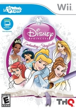 Disney Princess Enchanting Storybooks (uDraw)