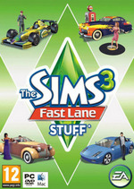 The Sims 3 Fast Lane Stuff (Add On)