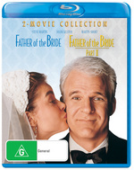Father of the Bride / Father of the Bride II (1 Disc)
