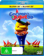 Gnomeo and Juliet (3D BD/BD)
