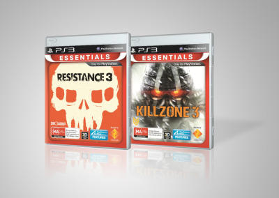 Killzone 3 and Resistance 3 (Essentials)