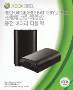 Xbox 360 Rechargeable Battery 2 Pack