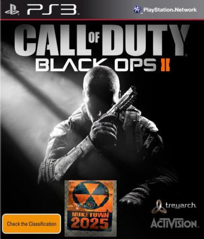 Call of Duty Black Ops 2 Nuketown