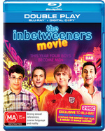 The Inbetweeners Movie (Blu-ray/Digital Copy)