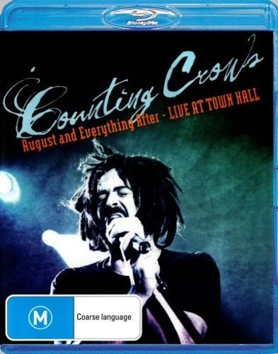 Counting Crows: August and Everything After - Live at Town