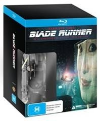Blade Runner (30th Anniversary Limited Edition with Spinner Car) (3 Discs 5 Film Versions)