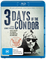 3 Days of the Condor (Includes Booklet)