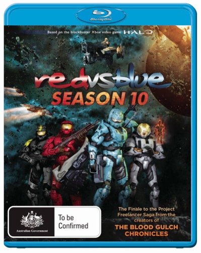 Red vs Blue: Season 10