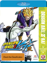 Dragon Ball Z Kai Collection 5