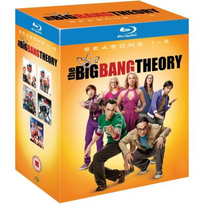 The Big Bang Theory: Seasons 1 - 5 (Specialist Exclusive)