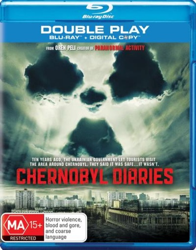 Chernobyl Diaries (Blu-ray/Digital Copy) (2 Discs)