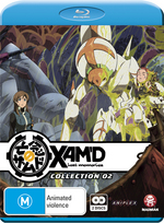 Xam'd Lost Memories Collection 2
