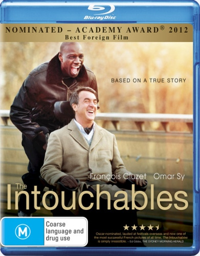 The Intouchables (Blu-ray + Digital Copy) (2 Discs)