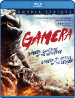 Gamera: Guardian Of The Universe / Gamera 2: Attack Of The Legion