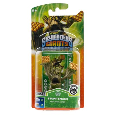 Skylanders Giants Stump Smash Individual Character Pack