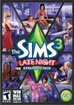 The Sims 3 Late Night (Add On)