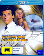 The Man With The Golden Gun (007)