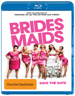 Bridesmaids (Blu-ray/Digital Copy) (Extended Edition)