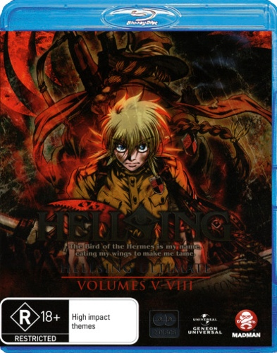 Hellsing: Ultimate Collection 2 (Eps 5-8) (2 Discs)