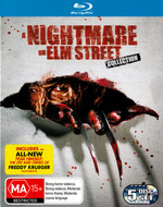 A Nightmare on Elm Street Collection (Nightmare on Elm Street 1-6 / Wes Craven's New Nightmare / Bon