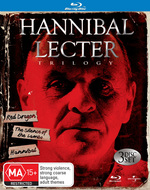 Hannibal Lecter Trilogy (Hannibal / Red Dragon / The Silence of the Lambs)