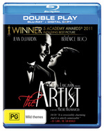 The Artist (Blu-ray/Digital Copy)