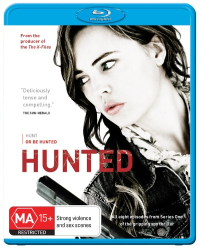 Hunted: Series 1 (3 Discs)