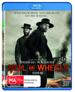 Hell on Wheels: Season 1 (3 Discs)