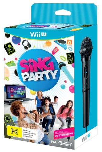 Sing Party (Microphone Bundle)