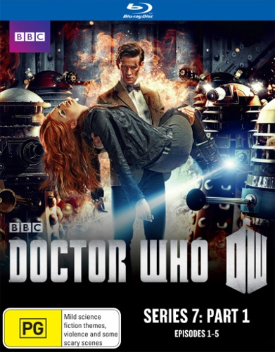 Doctor Who: Season 7 - Part 1 (Episodes 1-5)