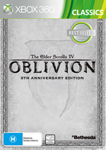 The Elder Scrolls IV Oblivion 5th Anniversary Edition (Classics)