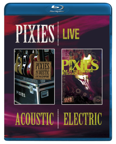 The Pixies: Live Acoustic and Electric