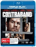Contraband (Blu-ray/DVD) (3 Discs)