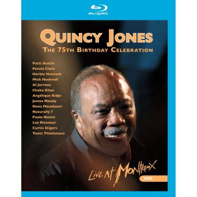 Various Artists: Quincy Jones The 75th Birthday Celebration