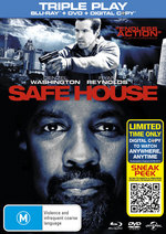 Safe House (Blu-ray/DVD) (2 Discs)