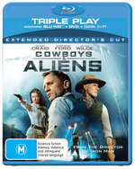 Cowboys and Aliens (Extended Director's Cut)