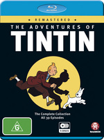 The Adventures of Tintin (Remastered)